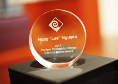 PCC Diamond Alumni Award