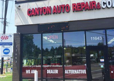 Canyon Auto Repair, Tigard